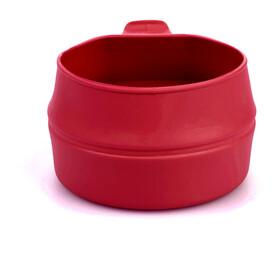 Wildo Fold-A-Cup, raspberry